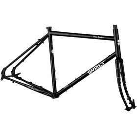 "Surly Disc Trucker Frame Kit 26"", black"